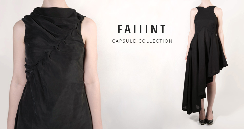 FAIIINT Capsule Collection banner